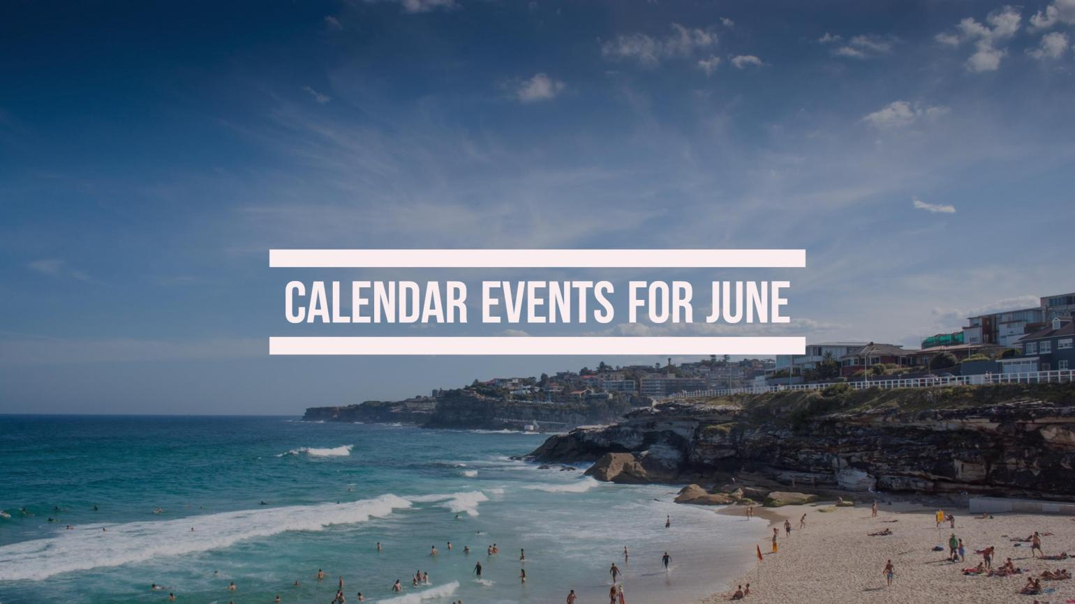 Events June